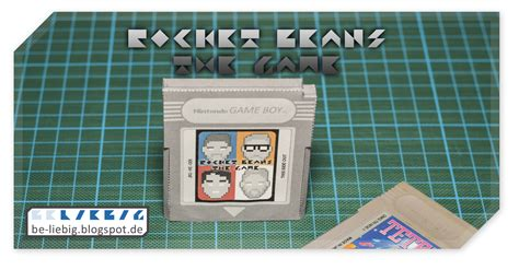 Gameboy Papercraft - march 2015 papercraft paradise papercrafts paper