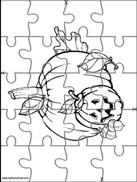 halloween coloring pages and puzzles 1000 images about scrollsaw on pinterest whittling