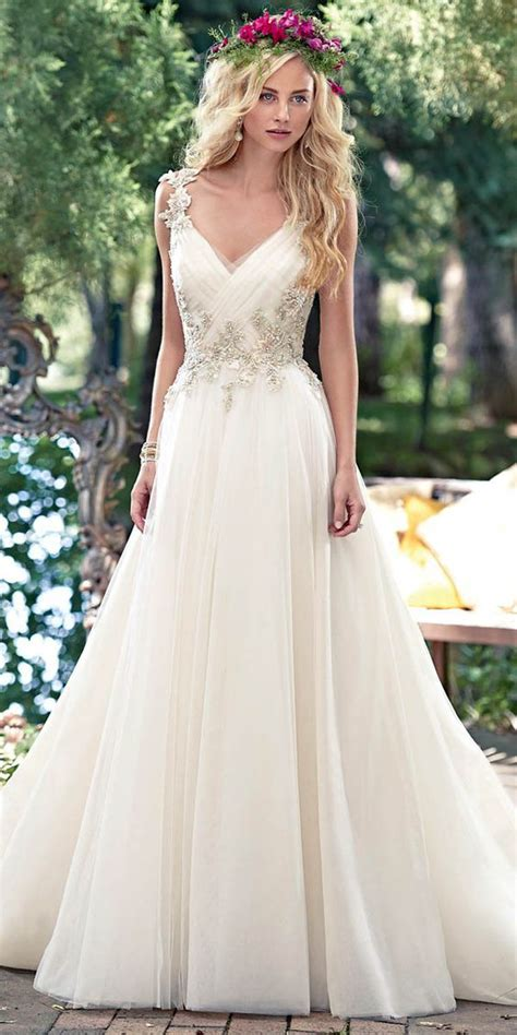 best wedding dresses 50 simple wedding dresses for you koees