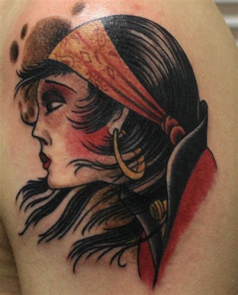 gypsy tattoo for men tattoos designs ideas and meaning tattoos for you