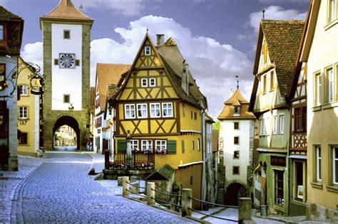 quaint town names 中世の街並みが残る古都市ローテンブルク旧市街を歩いてみた