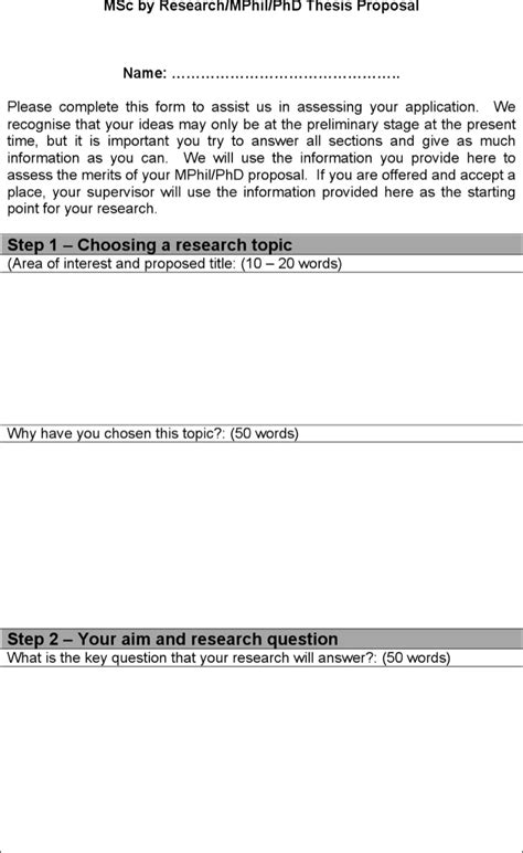 phd thesis template word thesis templates free premium