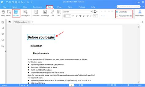 modifica testo pdf come modificare i documenti pdf