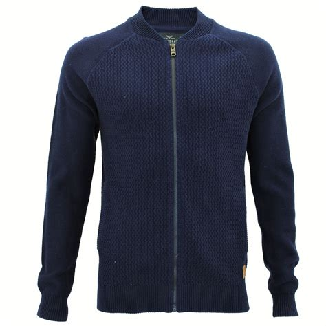 knitting pattern mens zip up cardigan mens threadbare varsity collar knitted sweater jumper zip