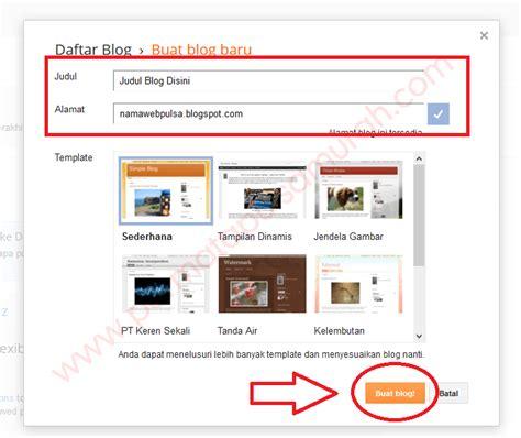 membuat website bisnis gratis cara buat web bisnis pulsa murah gratis