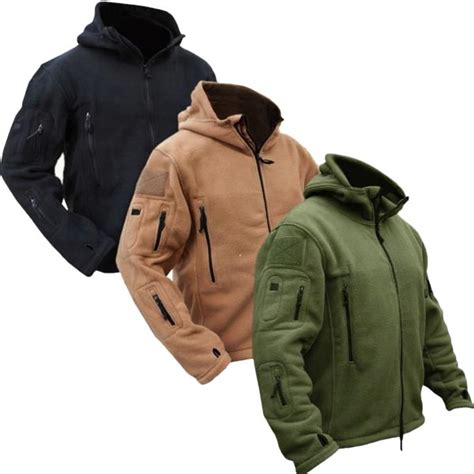 Sepatu Arvy Original Clothing 3 mens jackets tactical fleece hooded outdoor
