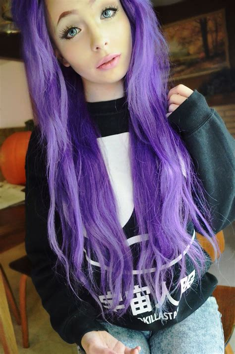 Kaos Try Me Yn Style 68 best hair images on colourful hair cabello