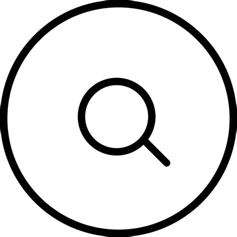 filemagnifier search interface circular buttonsvg wikimedia commons