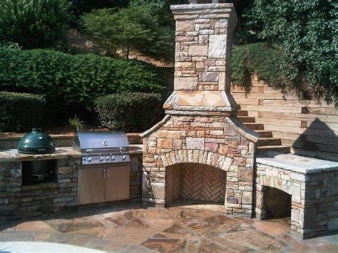 Patios atlanta outdoor fireplaces fire pits natural stone outdoor screened porch with