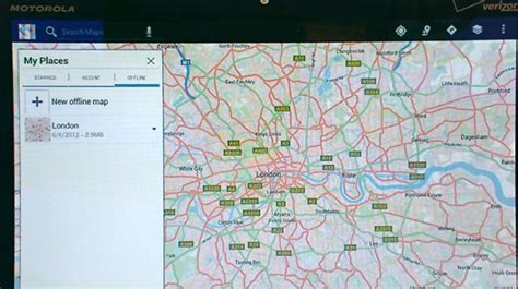 offline maps android to bring offline maps out of labs now downloads areas independent of route