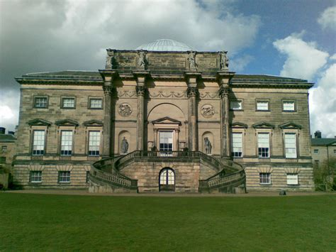Neoclassical Homes File South Front Of Kedleston Hall Png Wikimedia Commons