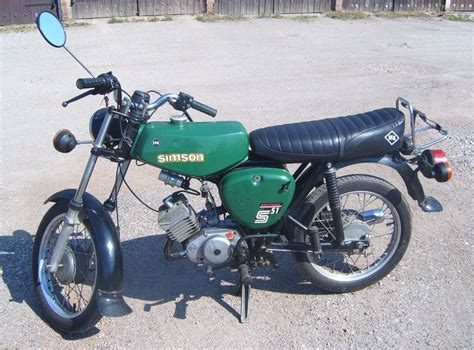 Moped Aufkleber Shop by Aufkleber Electronic Seitendeckel Simson S51 Moped