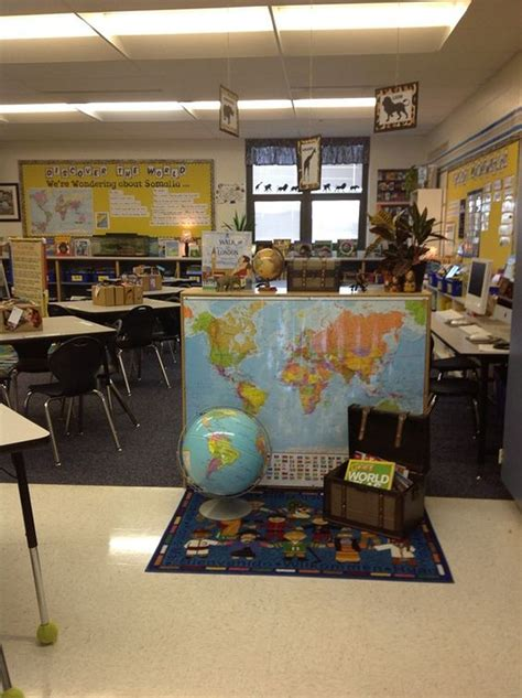 ideas para decorar un salon de sexto grado decoraci 243 n para el aula o sal 243 n de clases preescolar