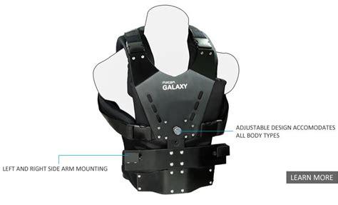 Vest Stabilizer Set Mmkoo Kamera flycam galaxy stabilizer arm vest with hd 3000 steadycam system