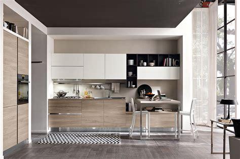 Cucine Bicolore Moderne by Cucina Moderna Bicolore Minimal Cucina Tokyo Spar