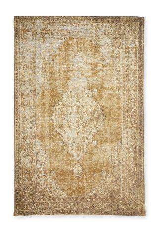 buy soft gold traditional rug    uk  shop