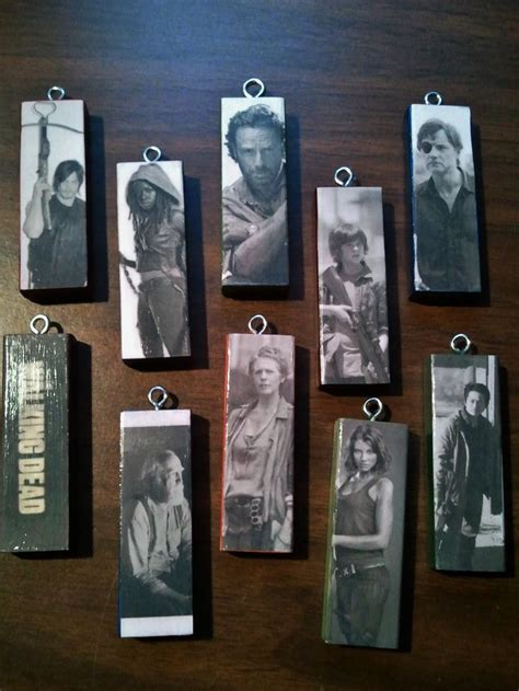 25 best the walking dead crafts images on pinterest the