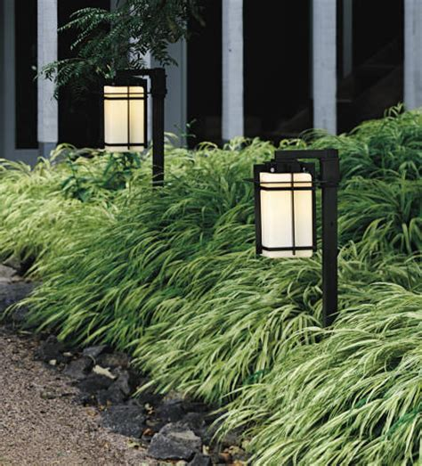 japanese garden outdoor lighting japanese style lighting landscape and garden lighting