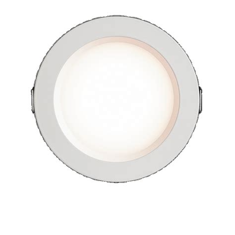 hpm 10w 830l ip44 white led fixed downlight kit bunnings