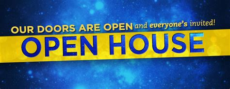 Mba School Open Houses by High School High School Open House 2016
