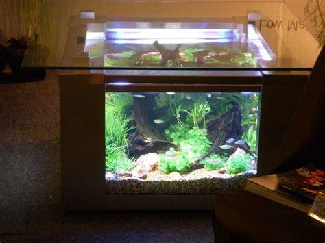 Affordable Furniture Aquariums Furnishing Duckdo Modern Simple Design On The Black Floor Can Add