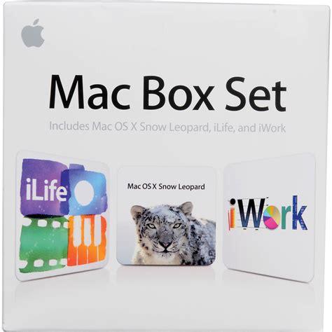 Mac Box apple mac box set mc680z a b h photo