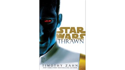 wars thrawn book announced with zahn at the pen