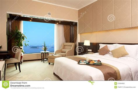 hotel beds hotel bed room stock photo image 21064950