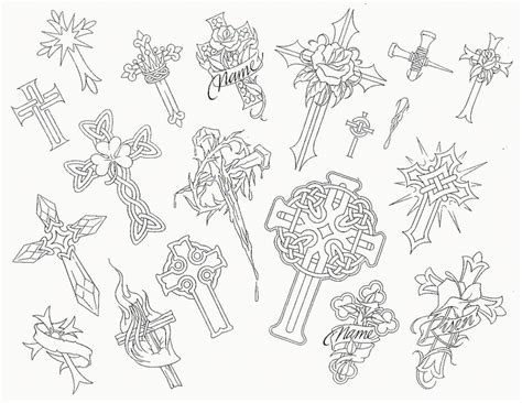 free printable tattoo patterns stencil designs best design ideas 2015