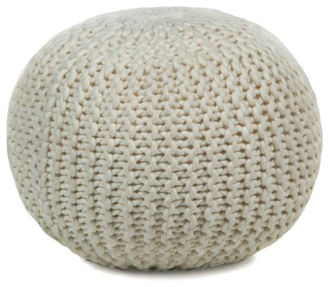 Floor Poufs wool pouf contemporary floor pillows and poufs by zopalo