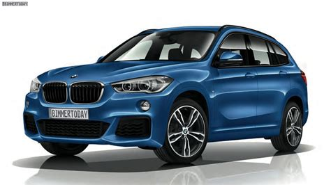bmw minivan 2016 bmw x1 with m sport package looks like a mini x5 m