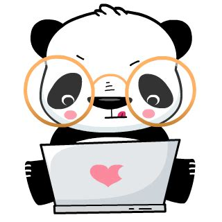 emoji panda panda emoji hilli kushnir silly hilli art pinterest