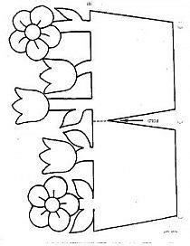 Flower Mug Card Template by Szablony Na Stylowi Pl