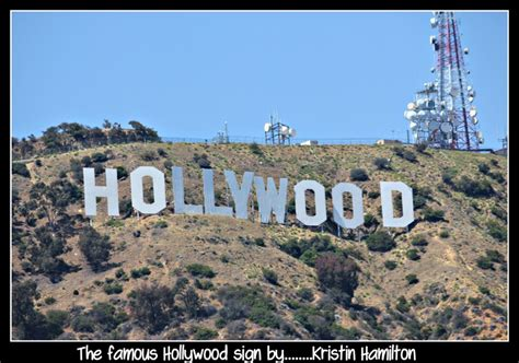 hollywood sign visit have you seen the famous hollywood sign