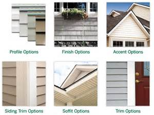 home options siding options images