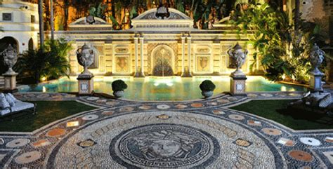 versace house versace mansion the real deal miami