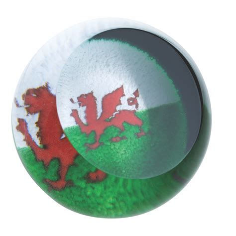 Welsh Red Dragon   Caithness Paperweight