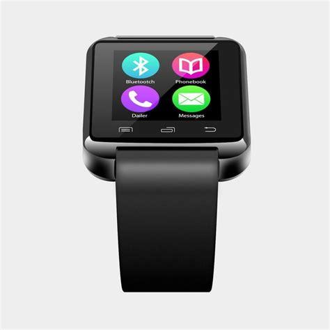 Smart U8 Bluetooth Hitam cognos u8 delta gsm sim card smartwatch hitam lazada