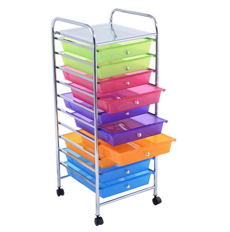 recollections 10 drawer rolling cart instructions 10 drawer rolling organizer home design ideas