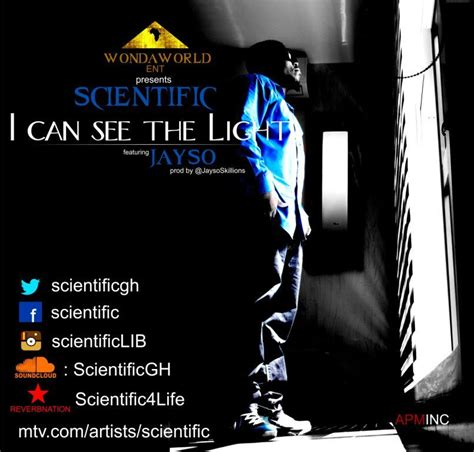 I Can See The Light by Scientific I Can See The Light Ft Jayso
