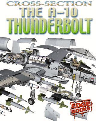 cross section books the a 10 thunderbolt book by ole steen hansen alex pang