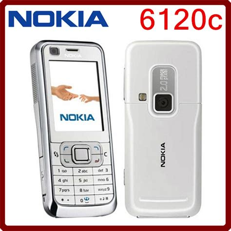Casing Nokia Jadul 6120 Classic 6120c Hitam Original Cina Fullset pin nokia 6120c on