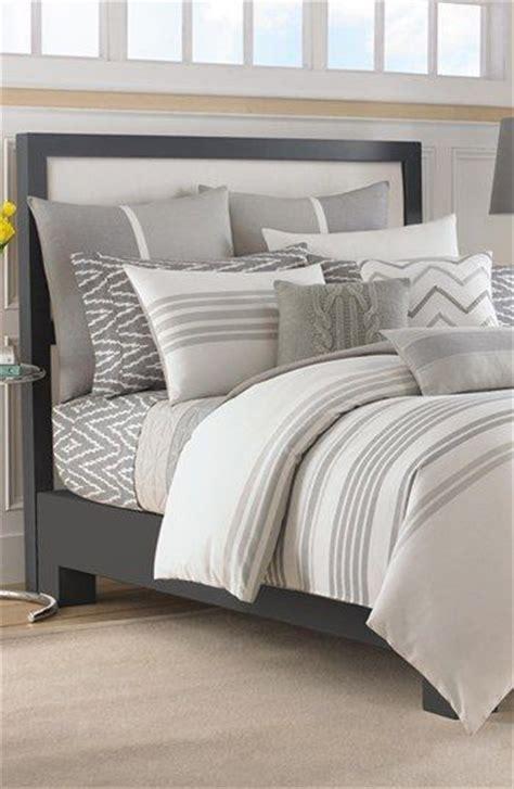 Nordstrom Furniture Bedroom by 136 Best Images About Striped Bedding On Sheet Sets Comforter Sets And Linen Duvet