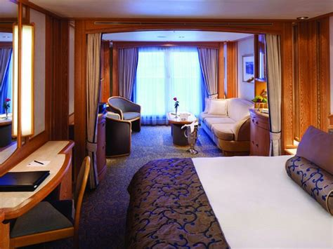 Best Cabins On Cruise Ship with as many as 30 different categories to choose from