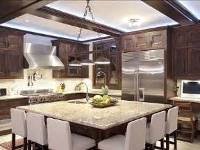 large square kitchen island best 25 large kitchen design ideas on pinterest
