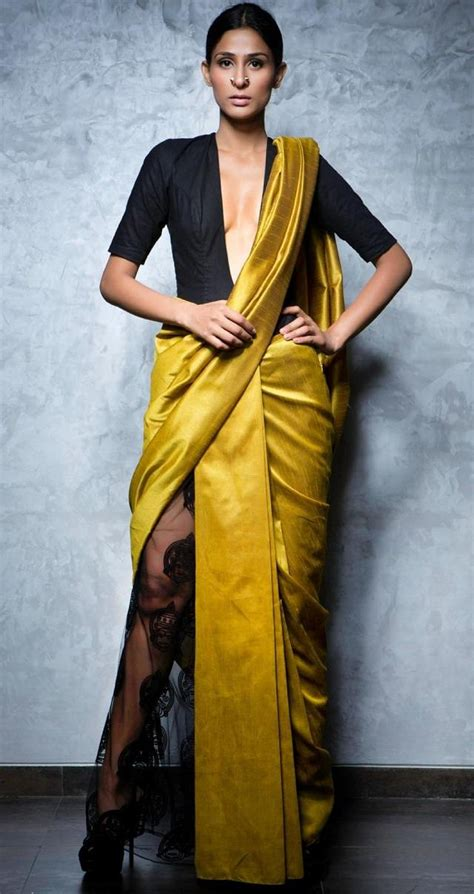 draping saree 11 casual ways to drape a saree looksgud in