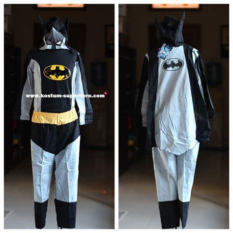 Kaos Baju Superman Batman kostum batman anak superheroku