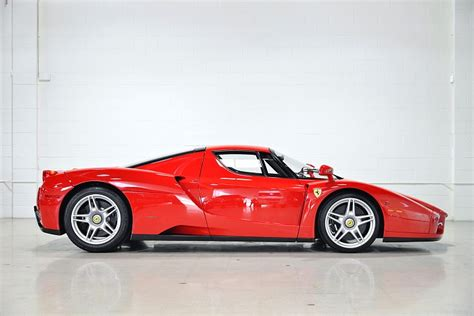 Buy A Ferrari by You Can Buy A Ferrari Enzo With Just 354 Miles