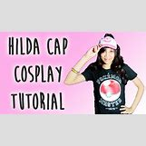 Pokemon Hilda Cosplay Hat | 1280 x 720 jpeg 118kB