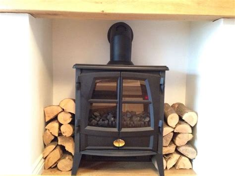 Electric Log Burner Fireplace by The 25 Best Small Electric Fireplace Ideas On